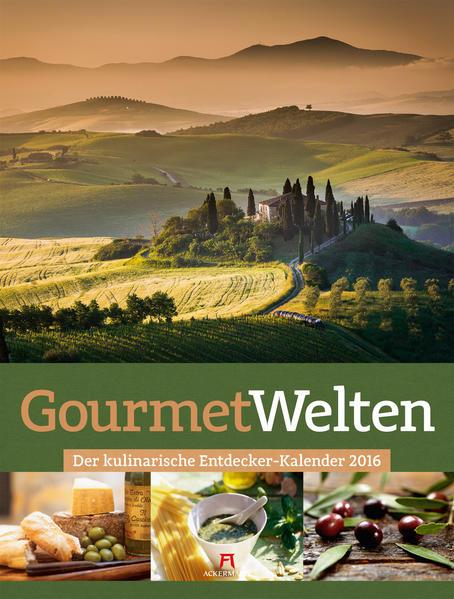 GourmetWelten 2016 - Coverbild