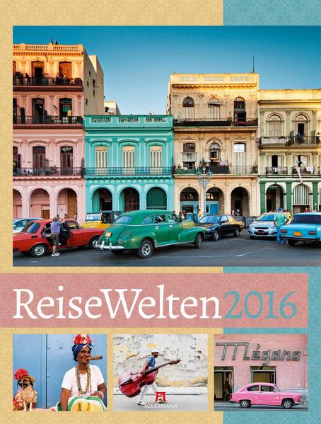 ReiseWelten 2016 - Coverbild