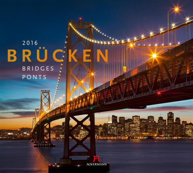 Brücken 2016 - Coverbild