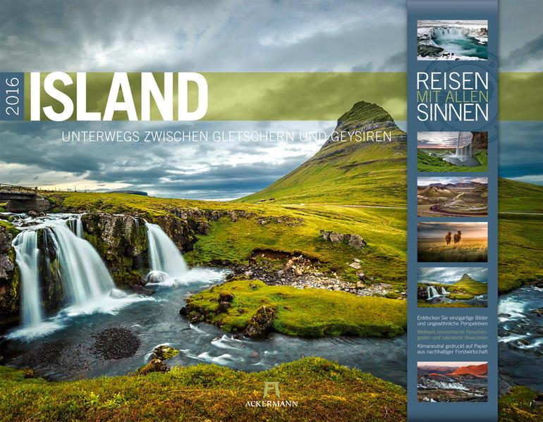 Island 2016 - Coverbild