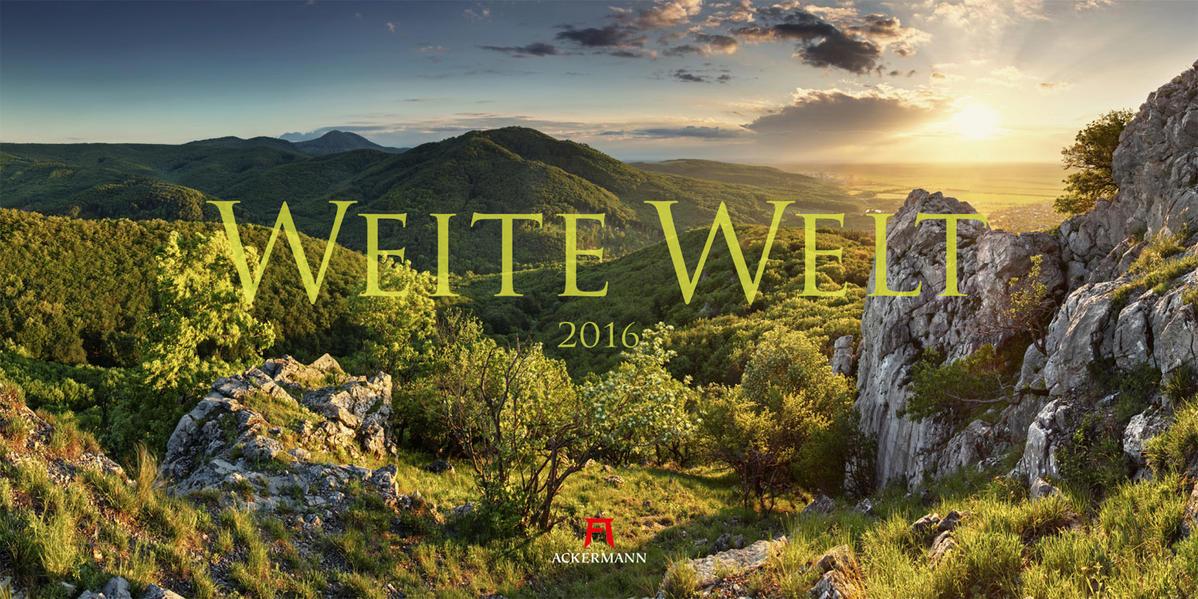 Weite Welt 2016 - Coverbild