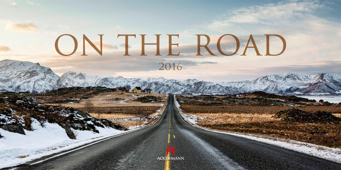 On the Road 2016 - Coverbild