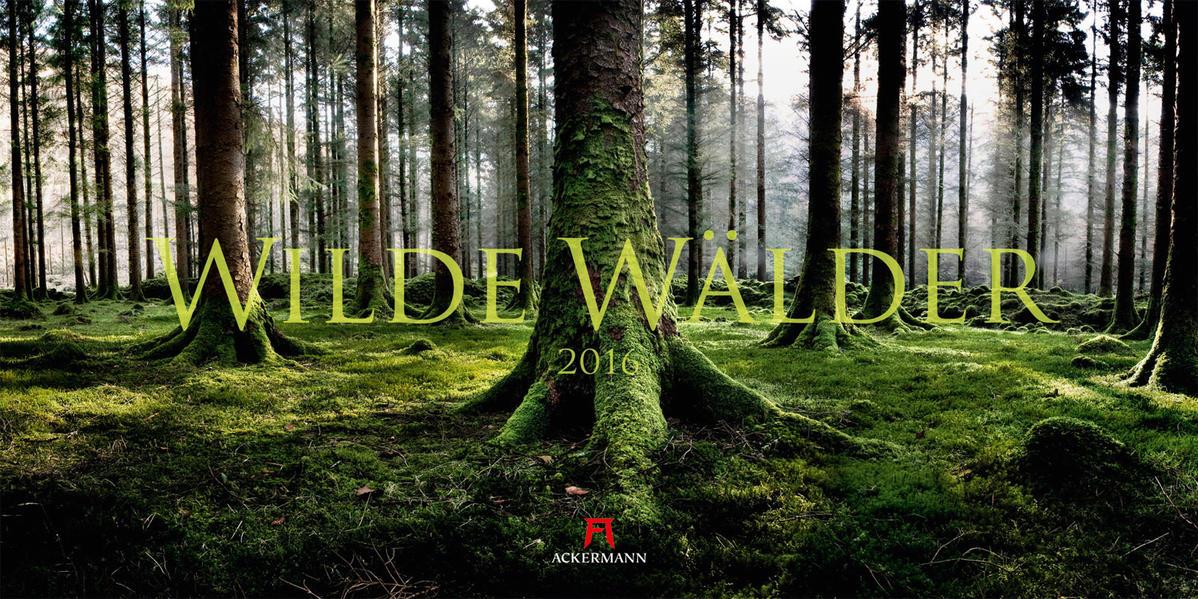 Wilde Wälder 2016 - Coverbild