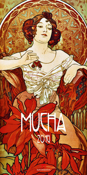 Alfons Mucha 2016 - Coverbild