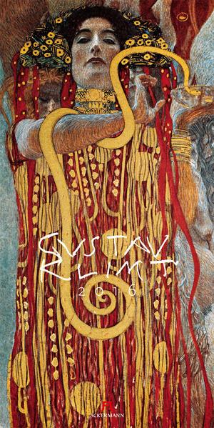 Gustav Klimt 2016 - Coverbild