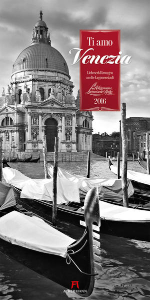 Ti amo Venezia 2016 - Coverbild