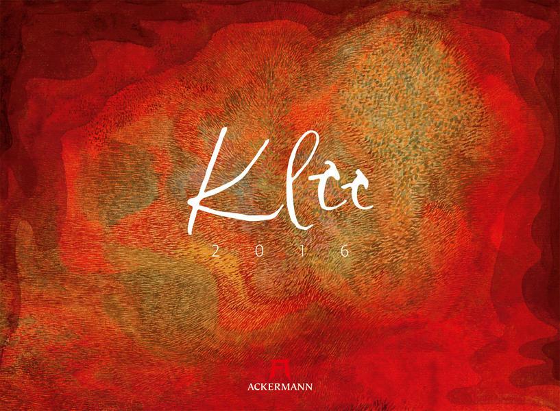 Paul Klee 2016 - Coverbild