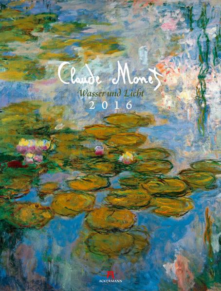 Claude Monet 2016 - Coverbild