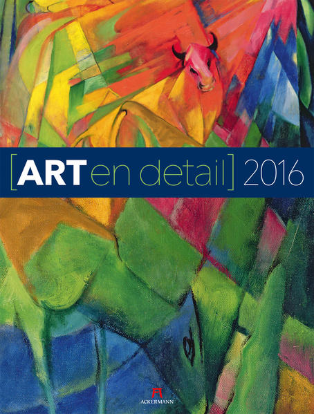 Art en Detail 2016 - Coverbild