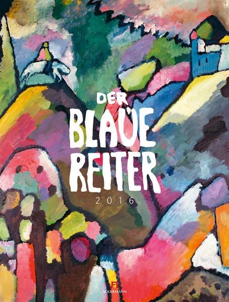 Der Blaue Reiter 2016 - Coverbild
