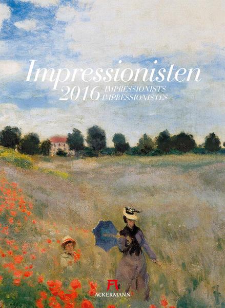 Impressionisten 2016 - Coverbild