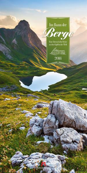 Im Bann der Berge 2016 - Coverbild