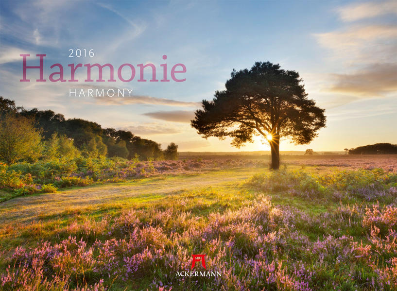 Harmonie 2016 - Coverbild