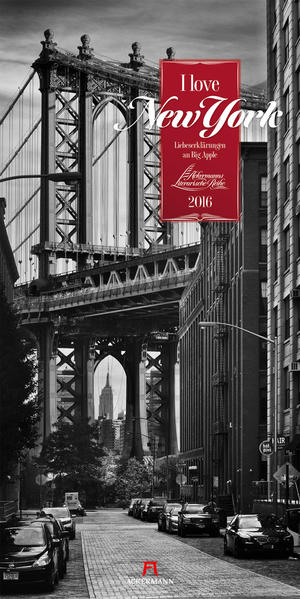 I love New York 2016 - Coverbild