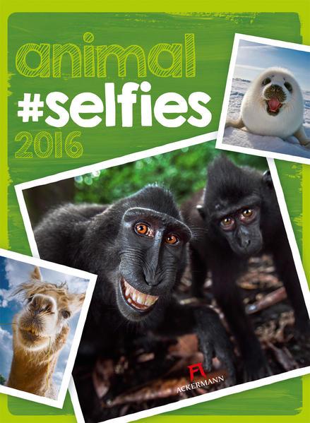 Animal Selfies 2016 - Coverbild