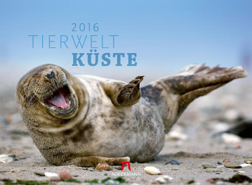 Tierwelt Küste 2016 - Coverbild
