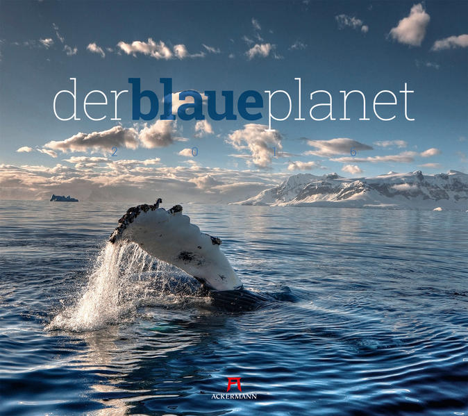 Der Blaue Planet 2016 - Coverbild