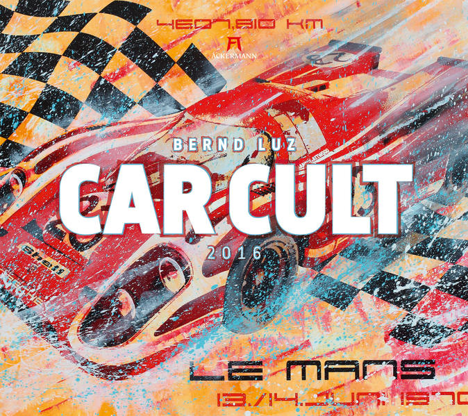 Car Cult 2016 - Coverbild