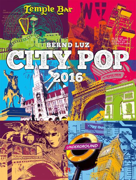 City Pop 2016 - Coverbild