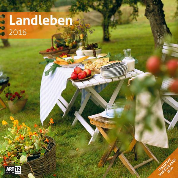 Landleben 30 x 30 cm 2016 - Coverbild