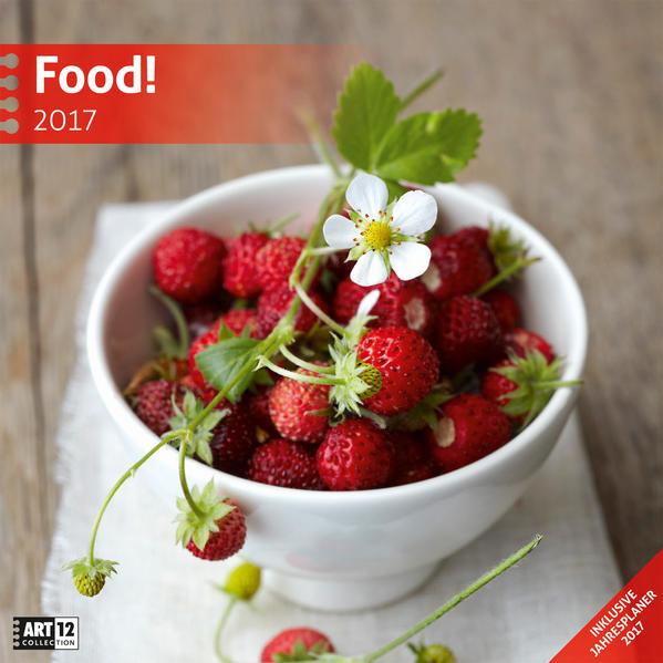 Food! 30 x 30 cm 2017 - Coverbild