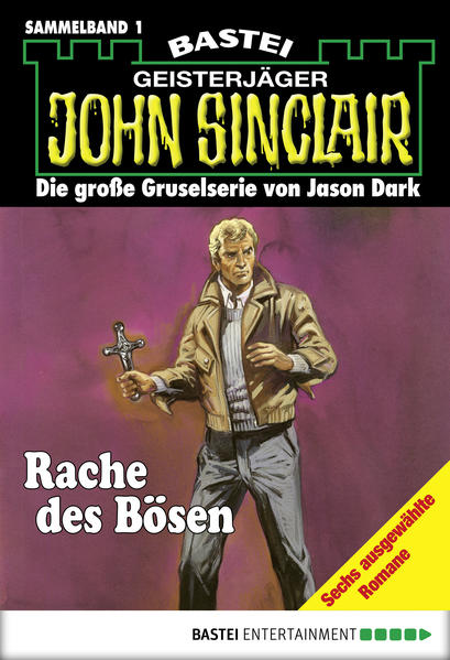 John Sinclair - Sammelband 1 - Coverbild