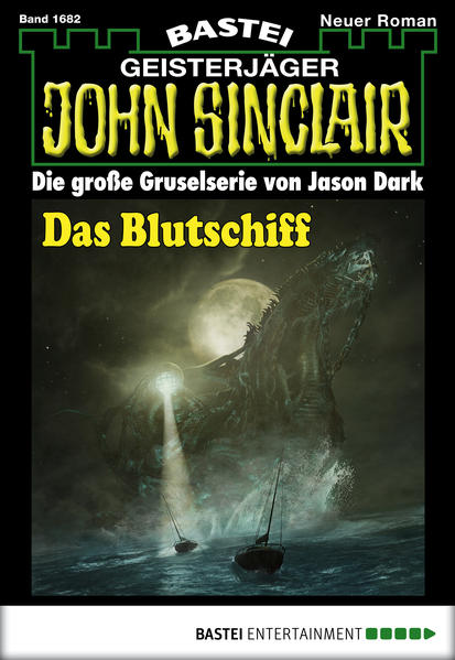 John Sinclair - Folge 1682 - Coverbild