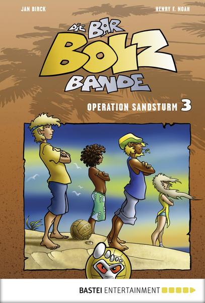 Die Bar-Bolz-Bande, Band 3 - Coverbild
