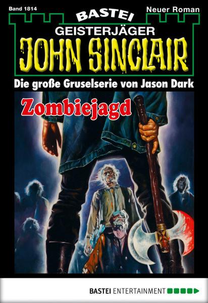 John Sinclair - Folge 1814 - Coverbild