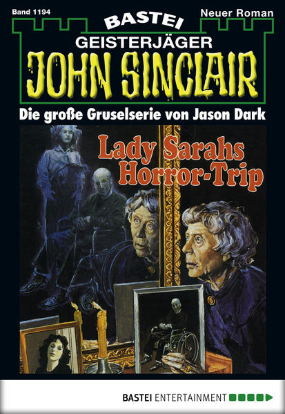 John Sinclair - Folge 1194 - Coverbild