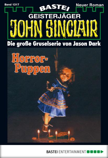 John Sinclair - Folge 1317 - Coverbild