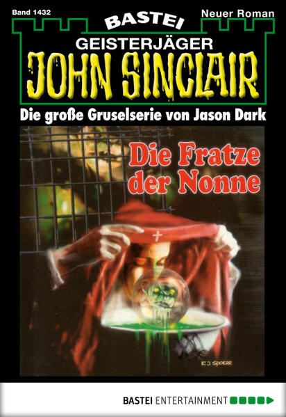 John Sinclair - Folge 1432 - Coverbild