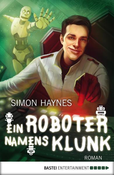 Ein Roboter namens Klunk - Coverbild