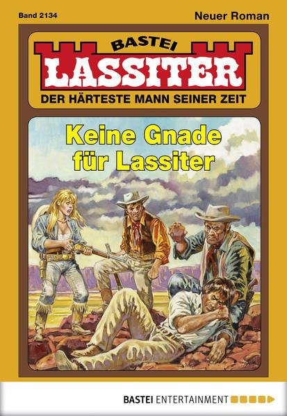 Lassiter - Folge 2134 - Coverbild