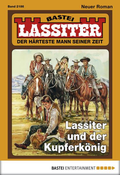 Lassiter - Folge 2186 - Coverbild
