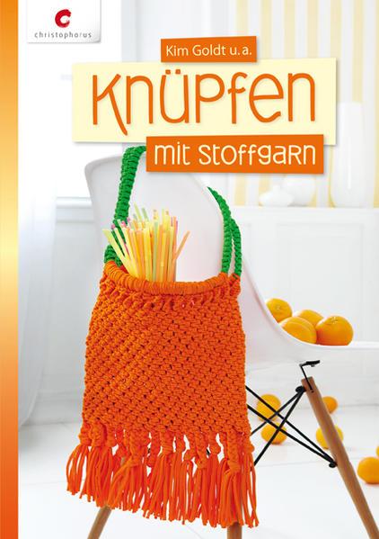 Knüpfen mit Stoffgarn - Coverbild