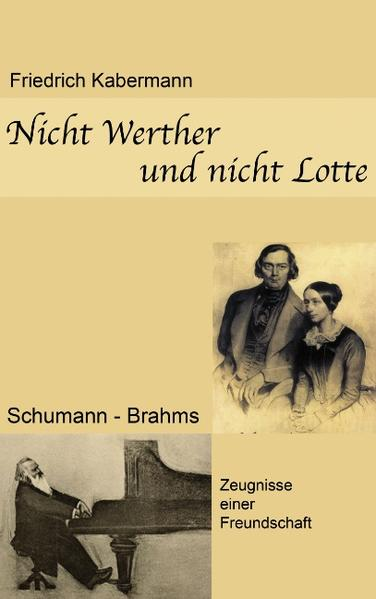 Nicht Werther und nicht Lotte - Coverbild