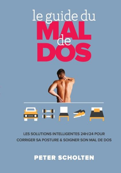 Le Guide du Mal de Dos - Coverbild