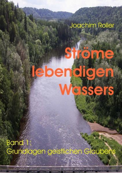 Ströme lebendigen Wassers - Coverbild