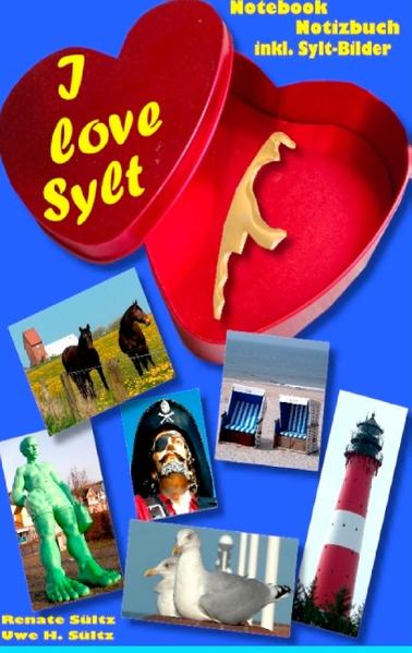I love Sylt - Coverbild