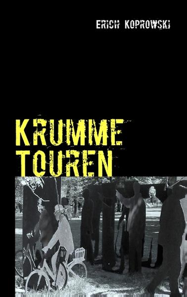 Krumme Touren - Coverbild