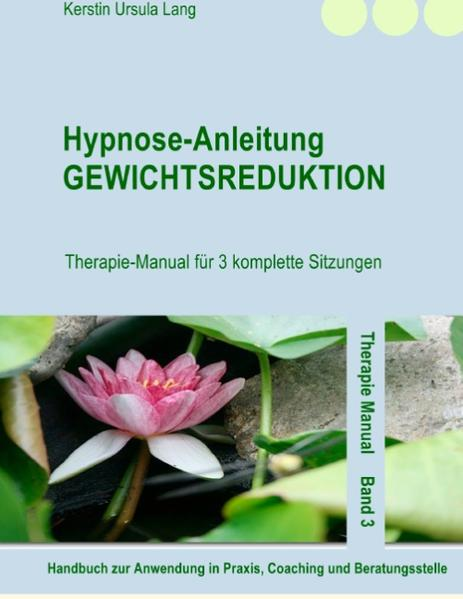 Hypnose-Anleitung Gewichtsreduktion - Coverbild