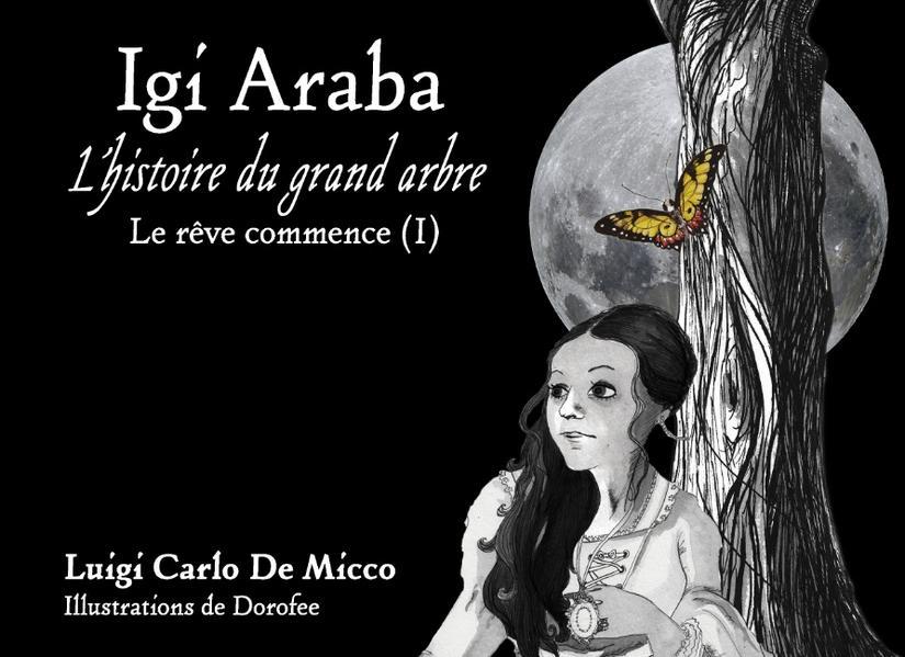 IGI ARABA - Le rêve commence - Coverbild