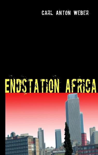 Endstation Africa - Coverbild