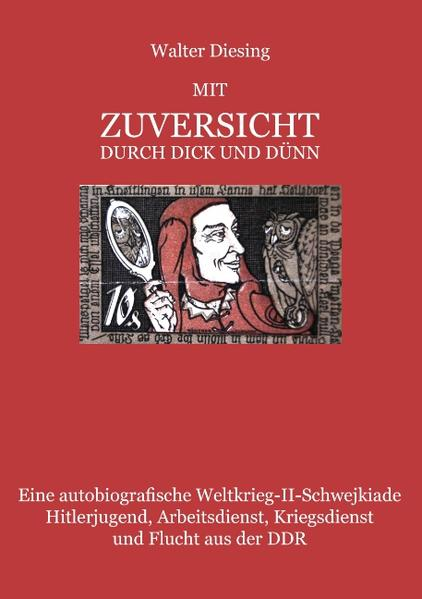 MIT ZUVERSICHT DURCH DICK UND DÜNN - Coverbild