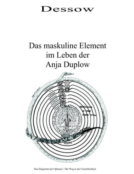 Das maskuline Element im Leben der Anja Duplow - Coverbild