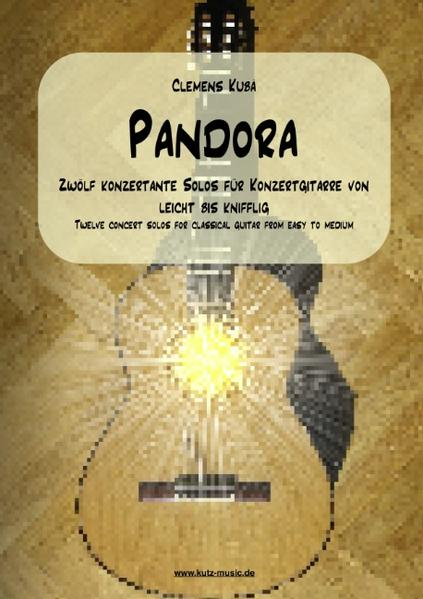 Pandora - Coverbild