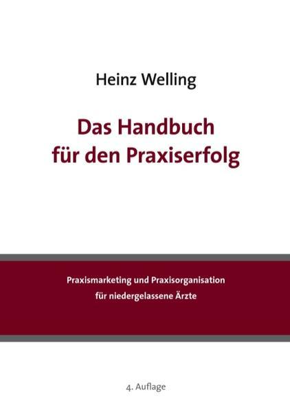 Das Handbuch für den Praxiserfolg - Coverbild