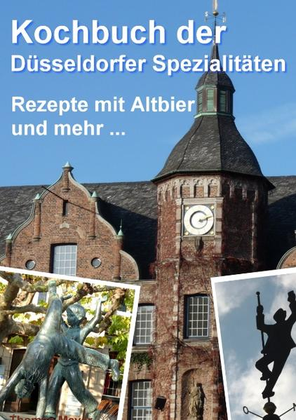 Kochbuch der Düsseldorfer Spezialitäten - Coverbild