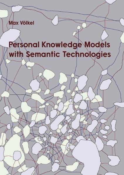 Personal Knowledge Models with Semantic Technologies - Coverbild